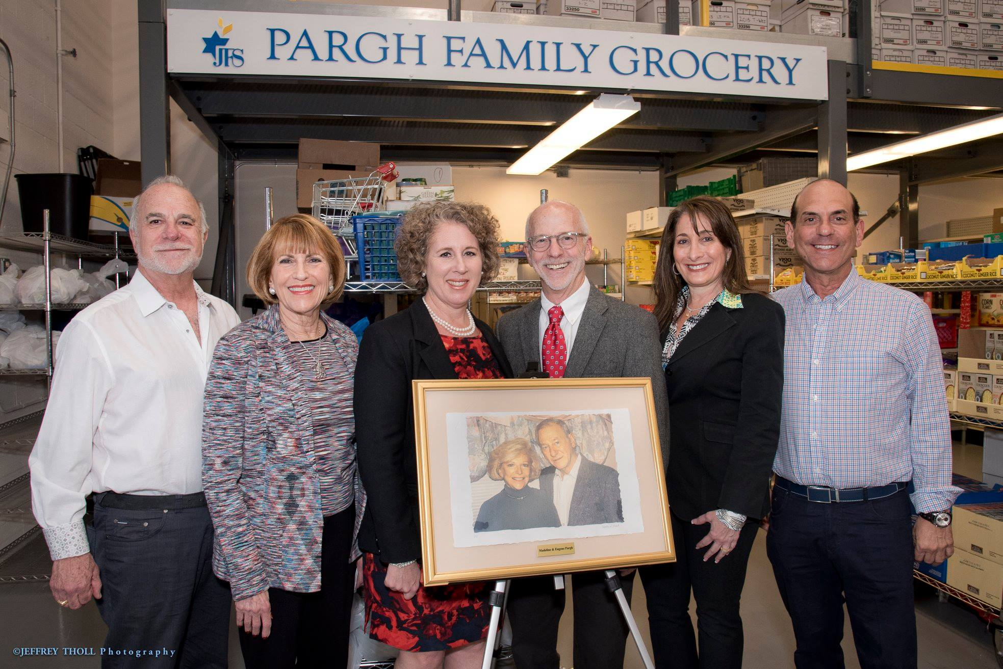 The Pargh Family Grocery